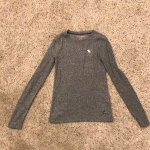 Gray Sweater 2/$15